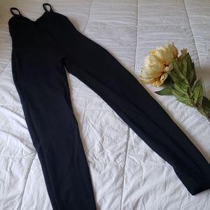 American Apparel Pants & Jumpsuits - American Apparel Black Leotard